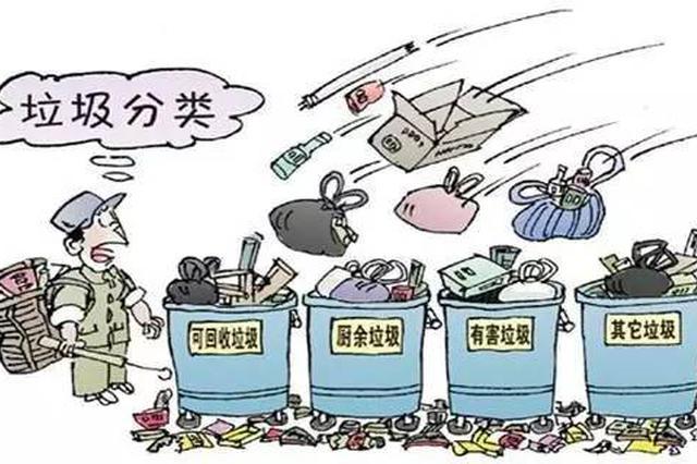 合肥制定生活垃圾分类收集容器配置标准