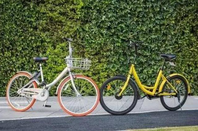 共享单车未经审批今起禁止投放