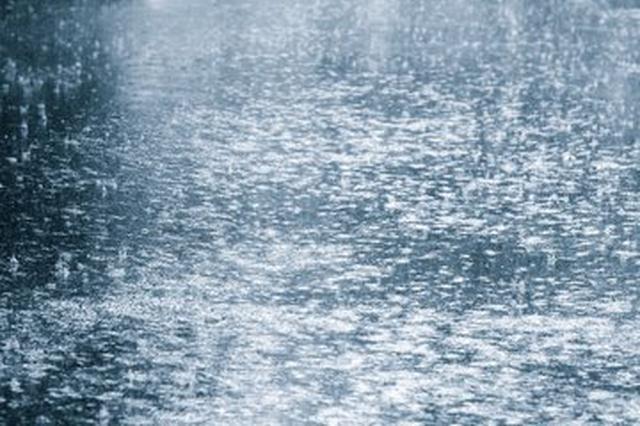 雨带北抬 双休日安徽省雨势增大