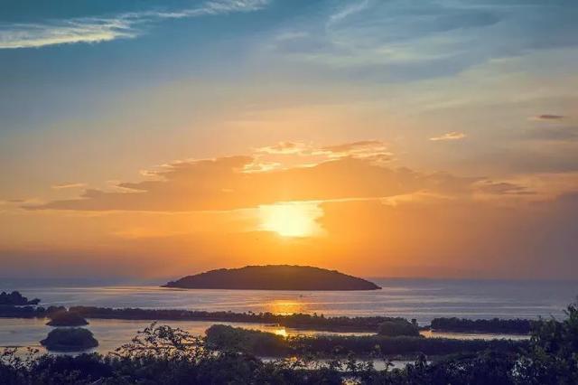 安徽坐火车可直达的8个最美海岛