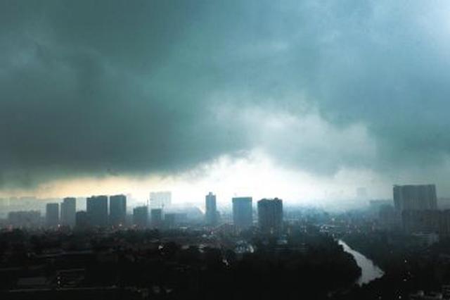 未来三天安徽多阵雨或雷雨 合肥下周气温逐渐回升