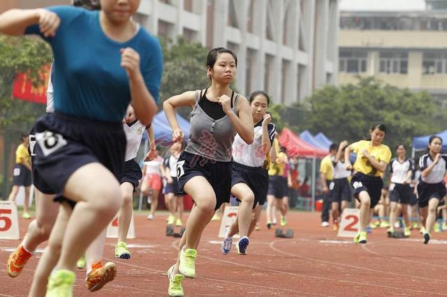 孩子中考体育没考好 家长造谣别人考试作弊