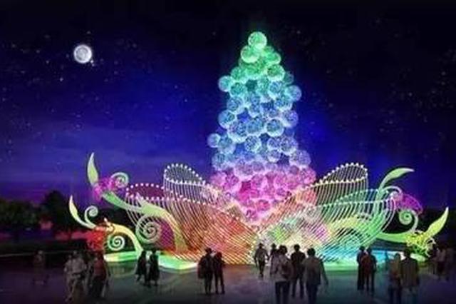 转发赠票变现场买票 国际灯海艺术节推广活动引质疑