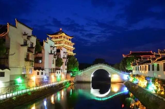 安徽美景榜 有你的家乡吗