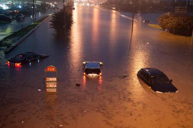 强降雨致皖多地发生洪涝灾害 直接经济损失达1.28亿元