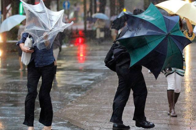 """11日""""玛莉亚""""对安徽南部将略有风雨影响"""