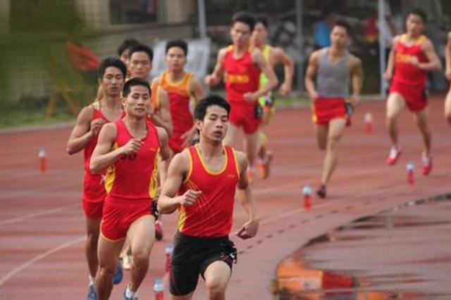安徽省高招体育类第一批控制线昨公布
