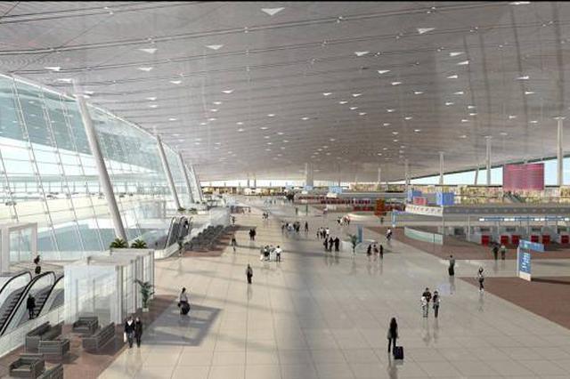 阜阳机场扩建工程获许可 将建2.76万㎡航站楼