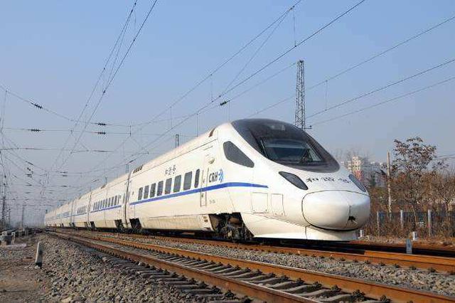 未来合肥个把小时就能到上海