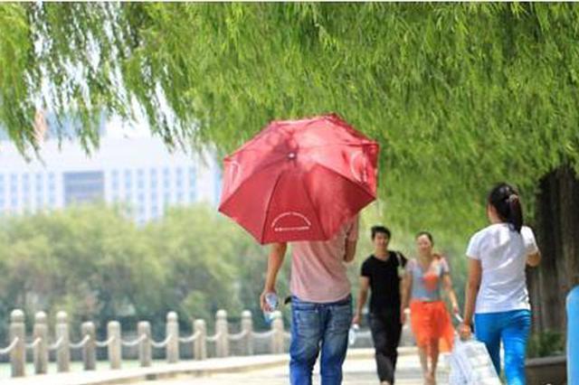 马鞍山本周持续晴热高温天气 需注意防暑降温