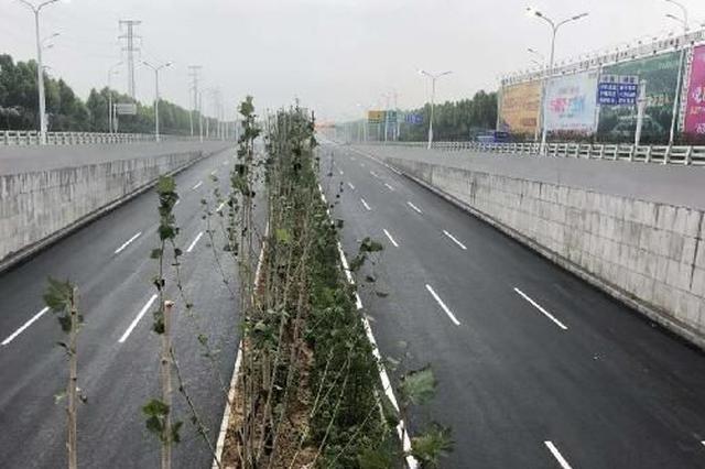 合肥绕城高速公路将再添上下口