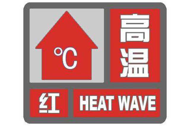 安徽76站点拉响高温预警  本周晴热难耐