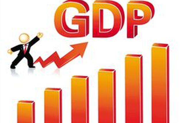 上半年安徽省GDP增速全国第六