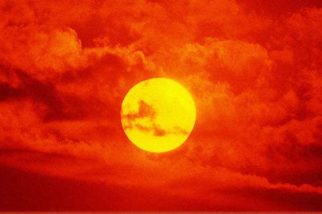 安徽高温天气至少持续到本周末 局地气温超39℃