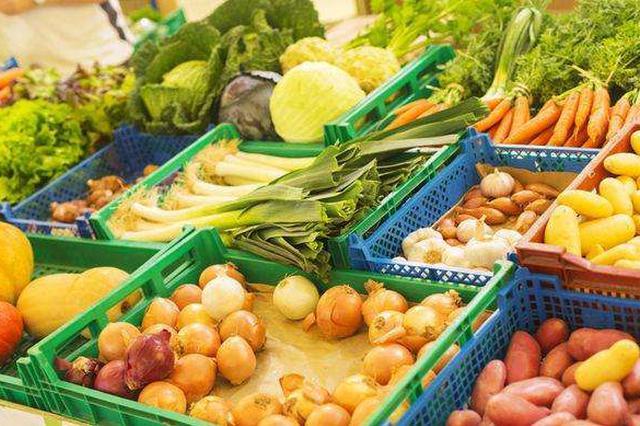 蔬菜、饮用水、肉类、粮食价格有所上涨