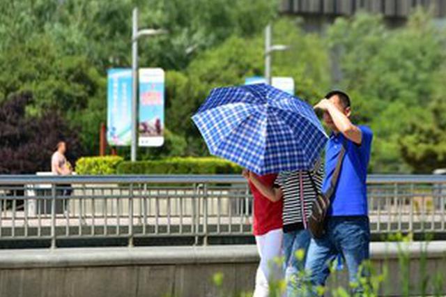 芜湖再次确认高温黄色预警
