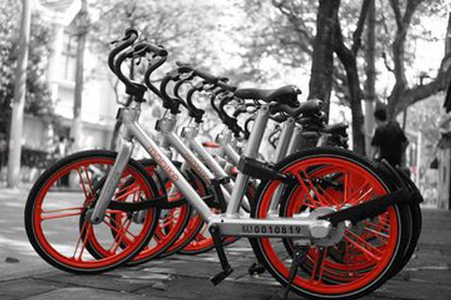 摩拜在合肥启动废旧车辆回收 6万辆单车将再循环处理