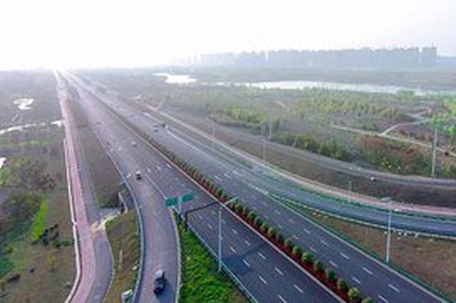 合肥一批快速路网重点项目今年计划实施