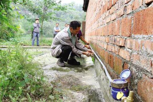 安庆今年将解决5.86万农村居民饮水问题