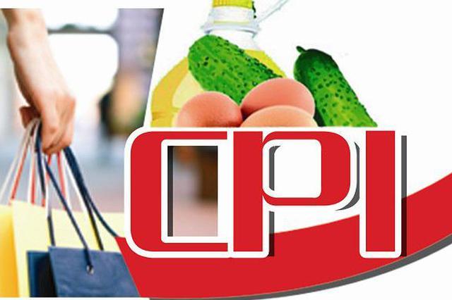 7月份安庆市CPI同比上涨2.1%