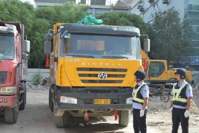 亳州市交通运输局开展货运企业安全检查