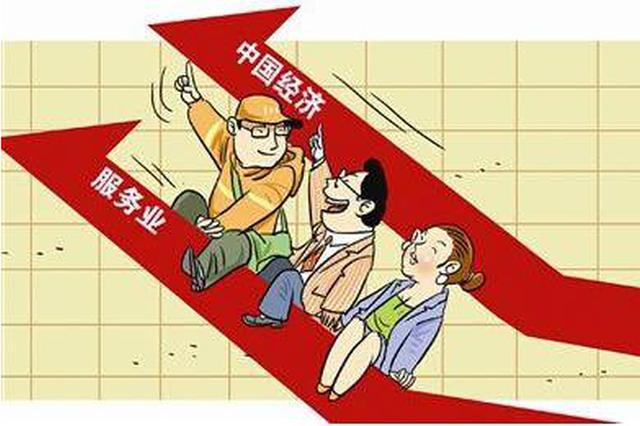 上半年淮北市服务业支撑引领作用凸显