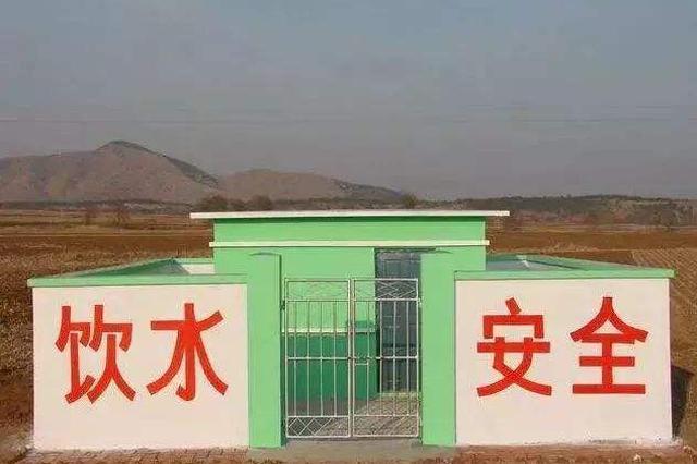 安徽省2017年度农村饮水考核全国第二