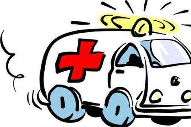 滁州3岁男童手指被夹断 合肥交警警车开道急送医