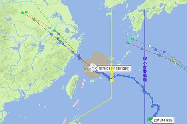"""长三角铁路全力防范 第18号台风""""温比亚"""""""