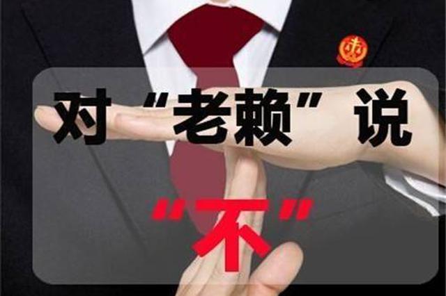 """坐拥豪宅豪车拒不执行判决 芜湖""""老赖""""被判刑两年"""