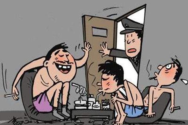 网约车司机竟靠吸毒来提神 被滁州警方抓获