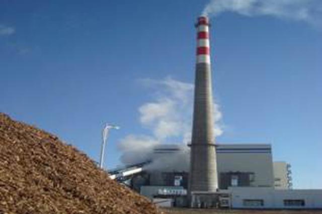 安徽秸秆发电装机破百万千瓦