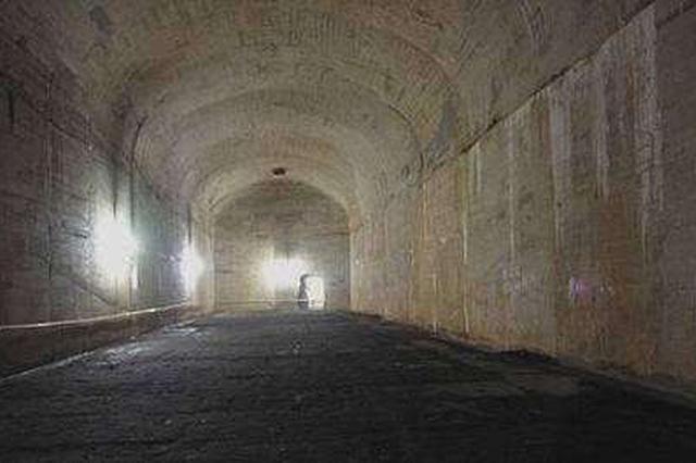 安徽有个地下长城长达8000米消失近800年