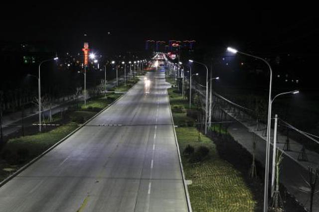 合肥:6条道路照明设施提升改造