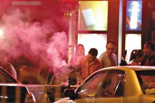 餐饮油烟污染有奖举报 合肥庐阳区一周受理48起