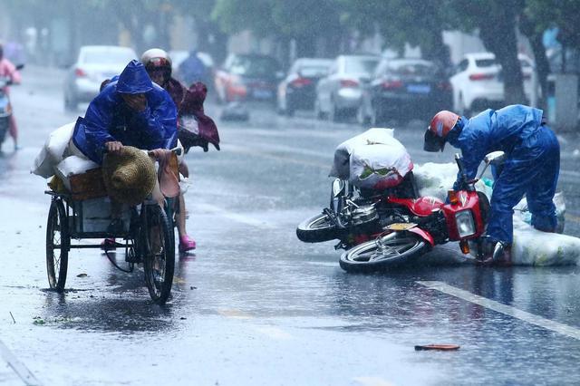 """""""温比亚""""为近6年来影响安徽最强台风"""
