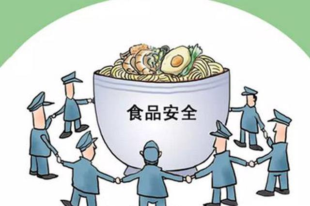 """阜阳将食品安全纳入""""一票否决""""范围"""