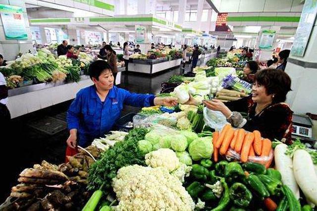 阜城农贸市场提升改造工作现场观摩推进会举行