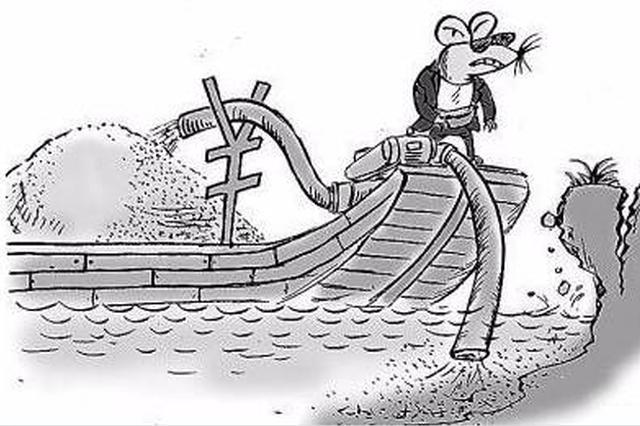 """池州:""""水陆并进""""打击河道非法采砂"""