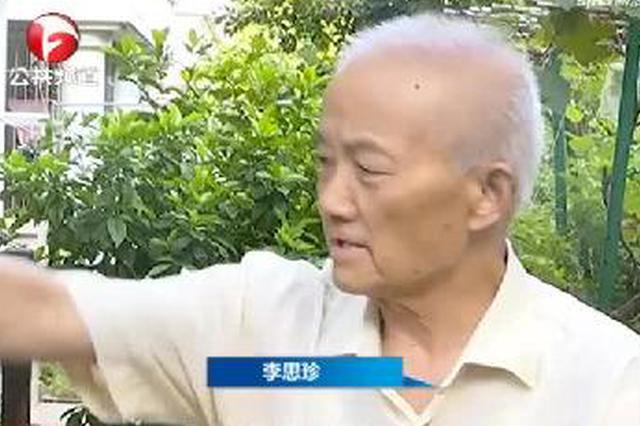 """合肥:八旬老人為妻建造愛的""""廊橋"""""""