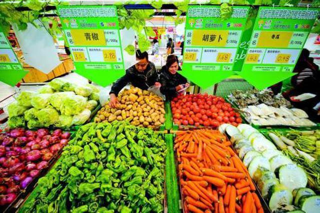"""合肥城区210家门店将推出""""惠民菜"""""""