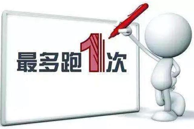 """安庆市办理公证将""""最多跑一次"""""""