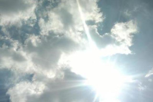 """台风""""山竹""""对我马鞍山影响不大 本周气温杀回30℃"""
