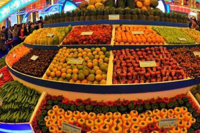 前8个月安徽实现农产品出口8.64亿美元