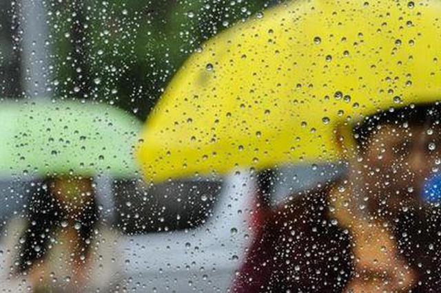 """冷空气赶走""""副高""""带来舒适 安庆今天降温又降雨"""
