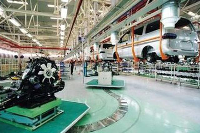 1-8月安徽规上工业增加值同比增长9%
