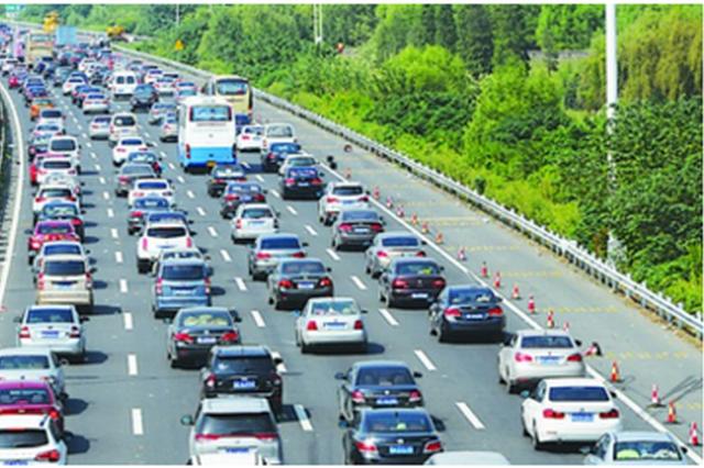 请注意 中秋国庆假期安徽高速这些路段可能拥堵