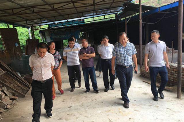 芜湖县:开展环保整改问题回头看