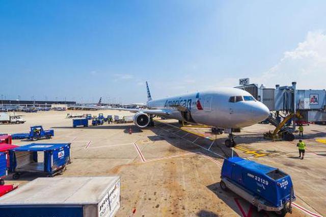 合肥机场开通至芝加哥国际货运定期航线