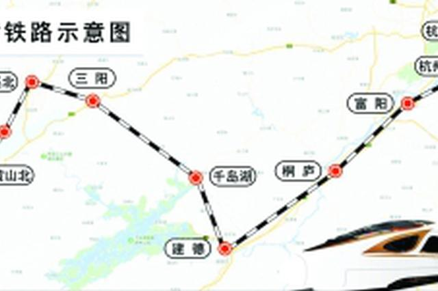 杭黄铁路联调联试跑出时速275公里 莫擅入封闭区域